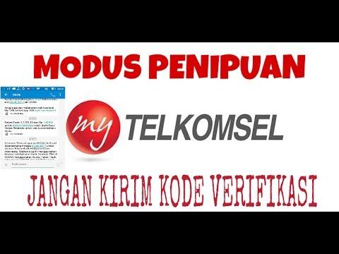 Raib 50 Juta Rupiah Penipuan Modus Poin Telkomsel