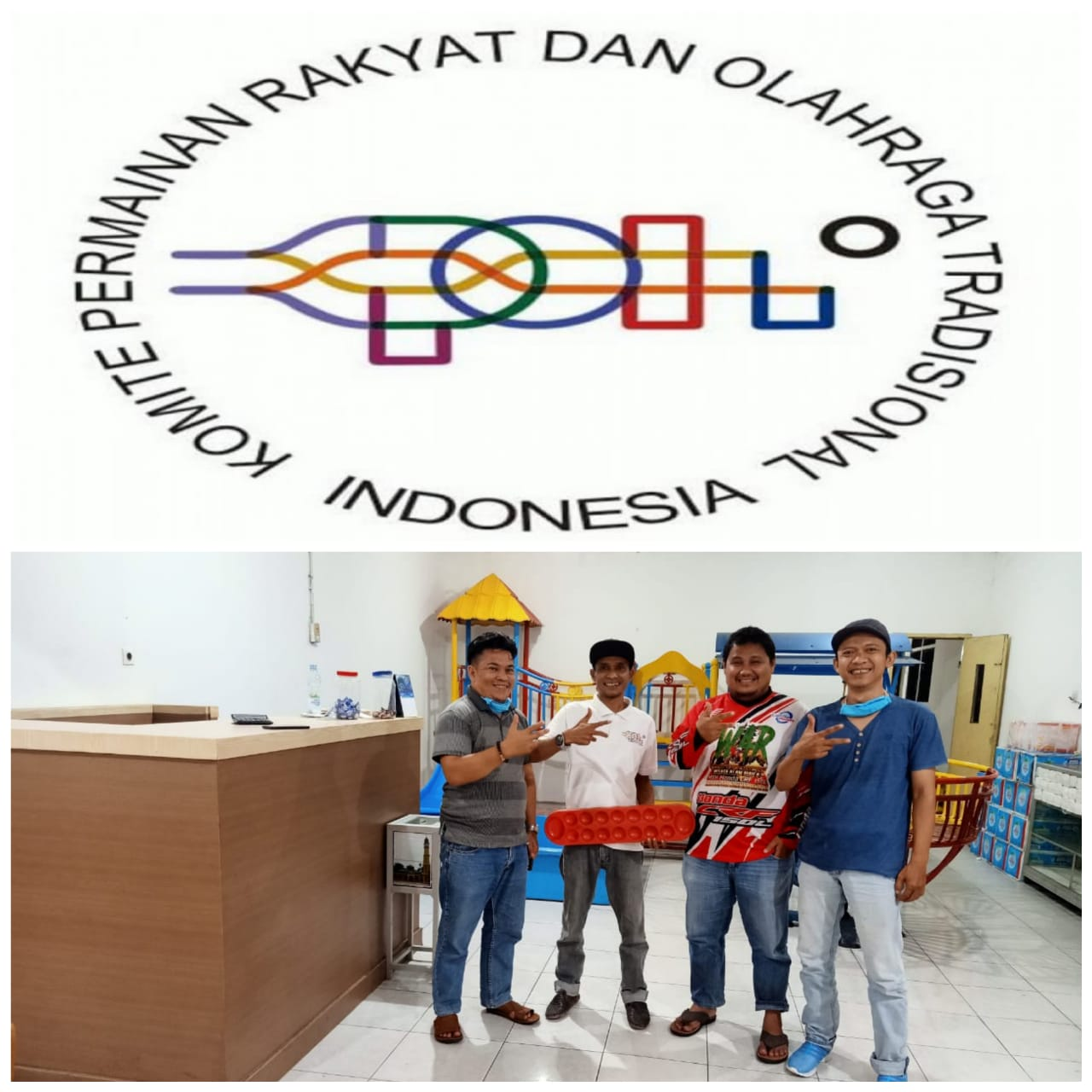 Kpoti Riau Akan Segera Serahkan Mandat Kepada Kpoti Kabupaten Bengkalis